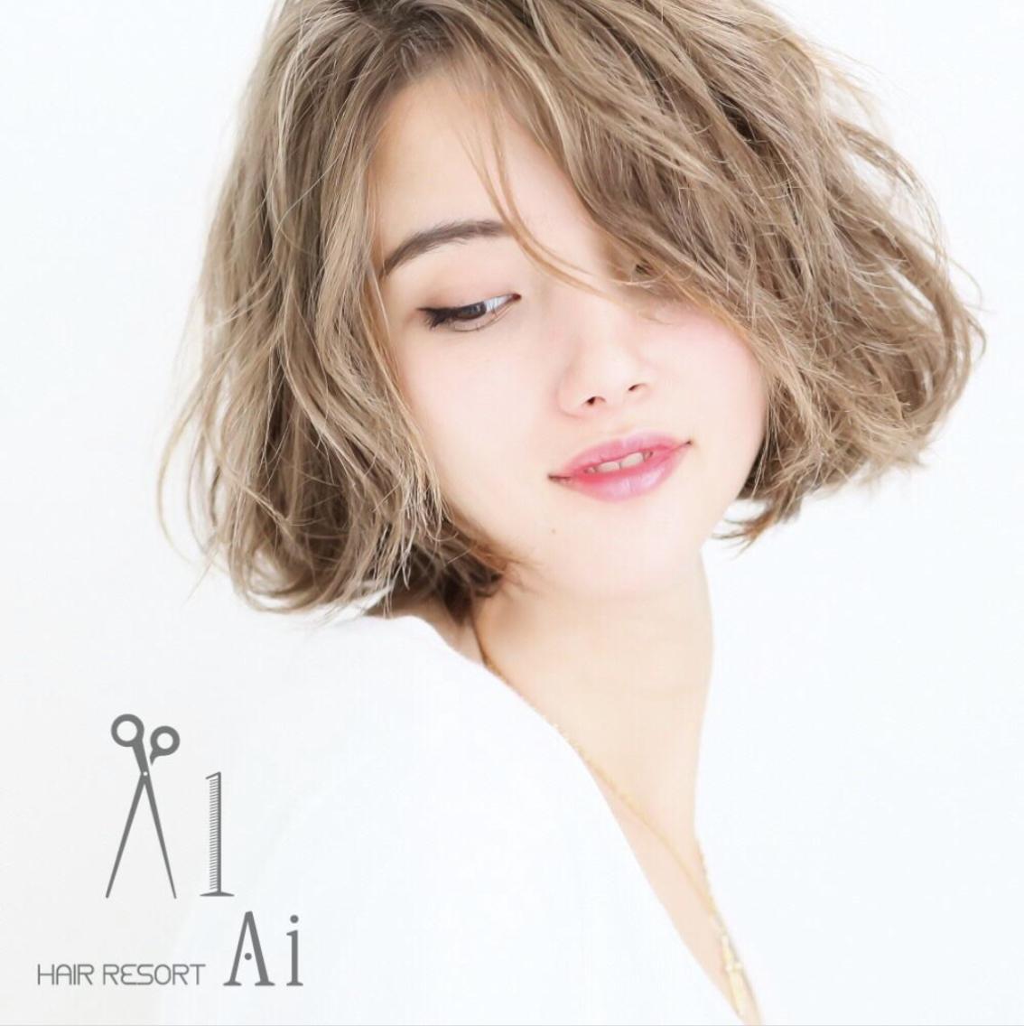 hairresortAi秋葉原店所属・hairresortAi 依田結奈の掲載