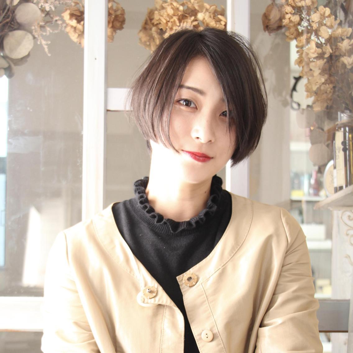 1/f HAIR GARDEN所属・梶原 秀一の掲載