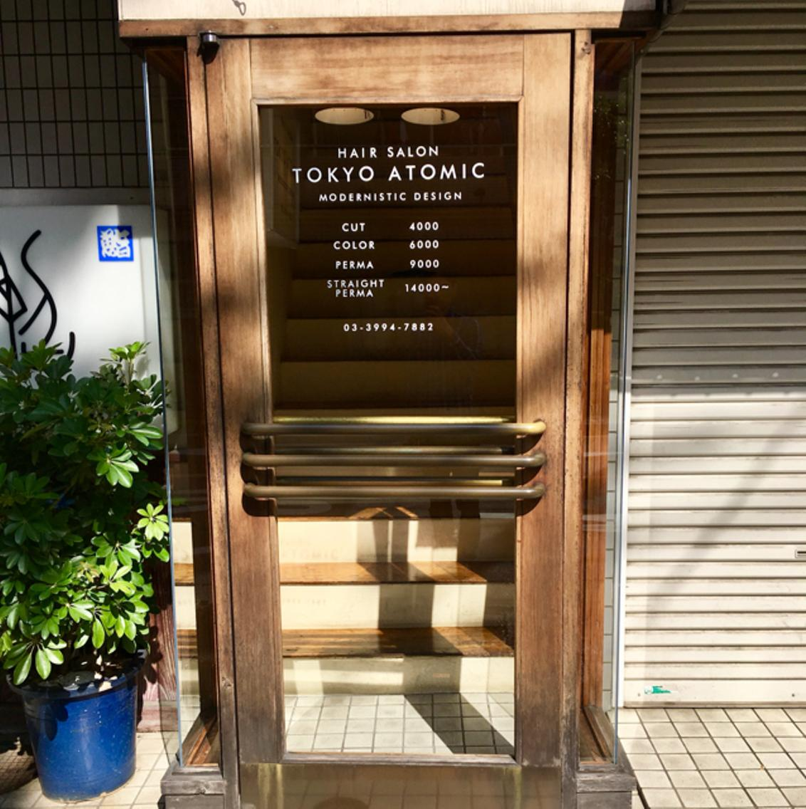 ✂️🔥【当日予約OK】🔥✂️落ち着いた空間でシンプルなデザインを 桜台駅から徒歩3分☀️#ANTIQUE#Modern#🇺🇸🇬🇧