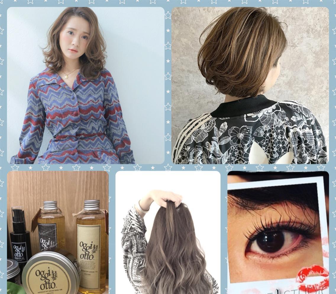 Hair&MakeNOISM 〜elua〜所属・廣瀬祐士の掲載