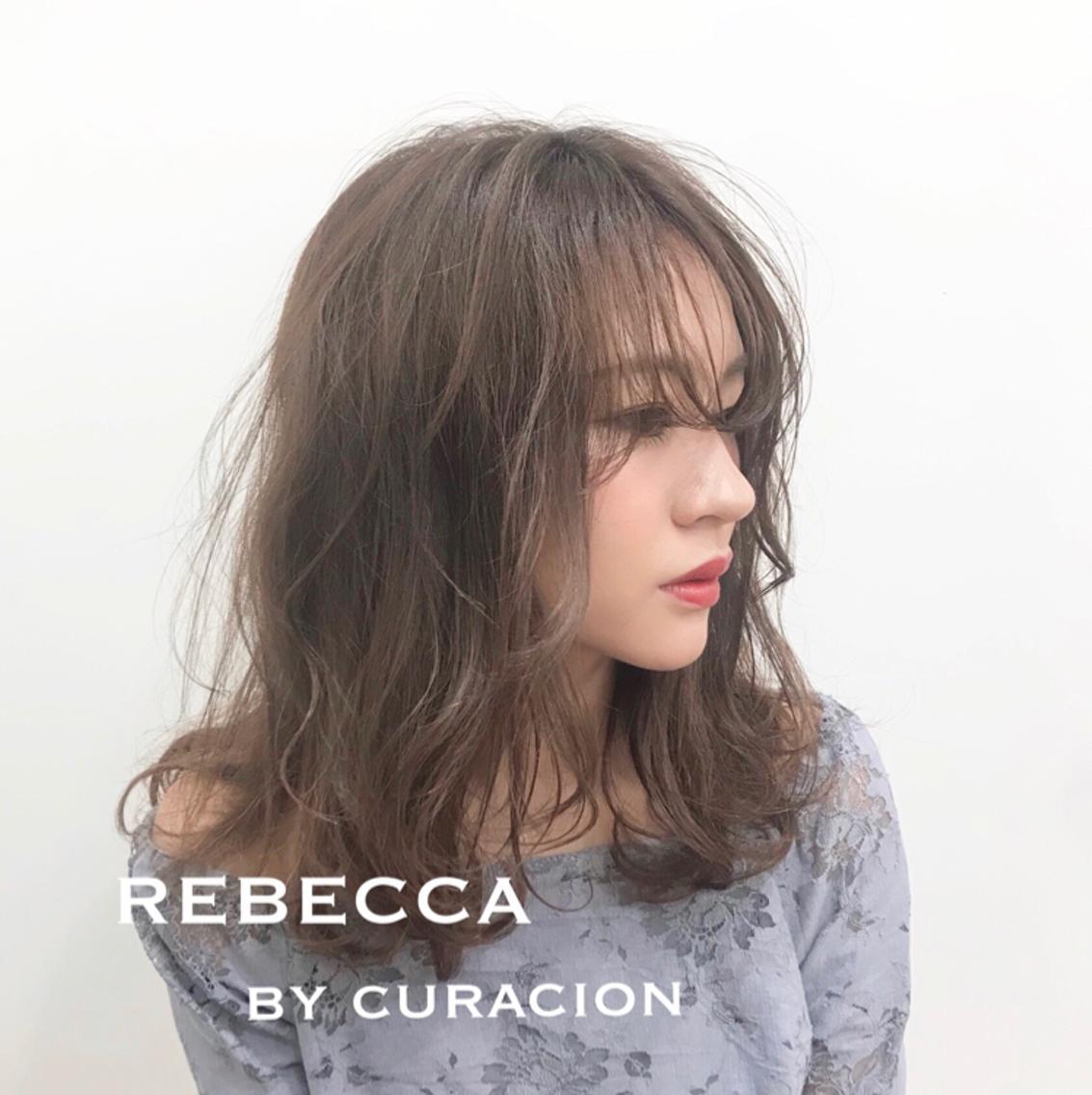 REBECCAbycuracion所属・田中ひとみの掲載