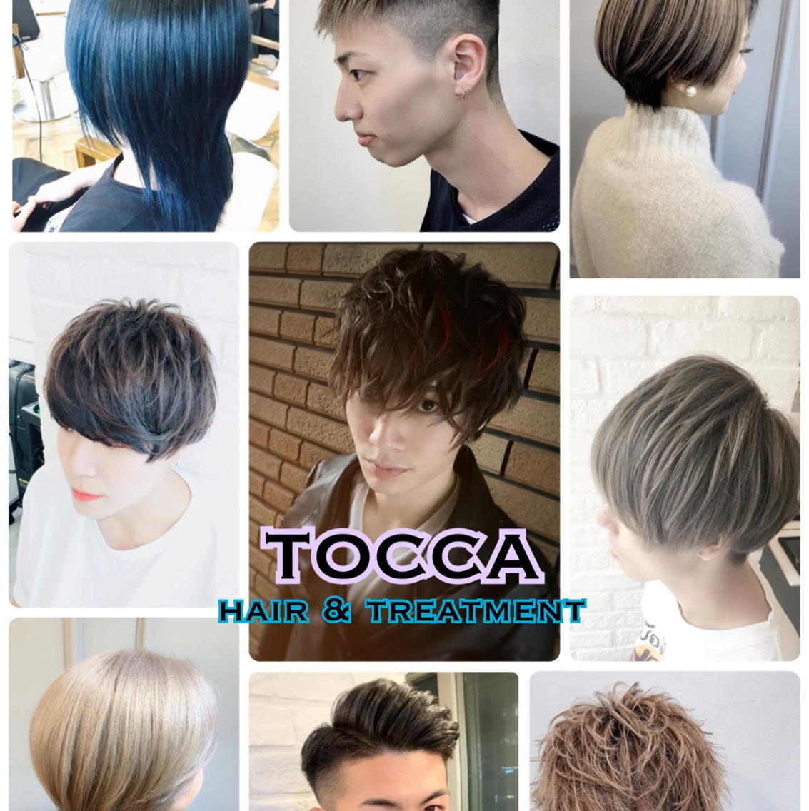 Linx by tocca~hair&treatment~所属・中村吉孝の掲載