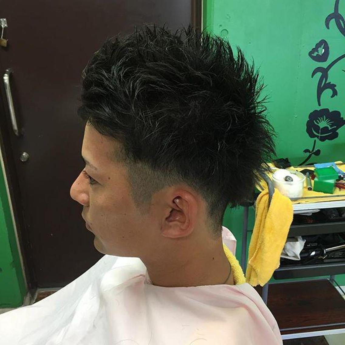 THE HAIR NO1-CLUb所属・荒井健寿の掲載
