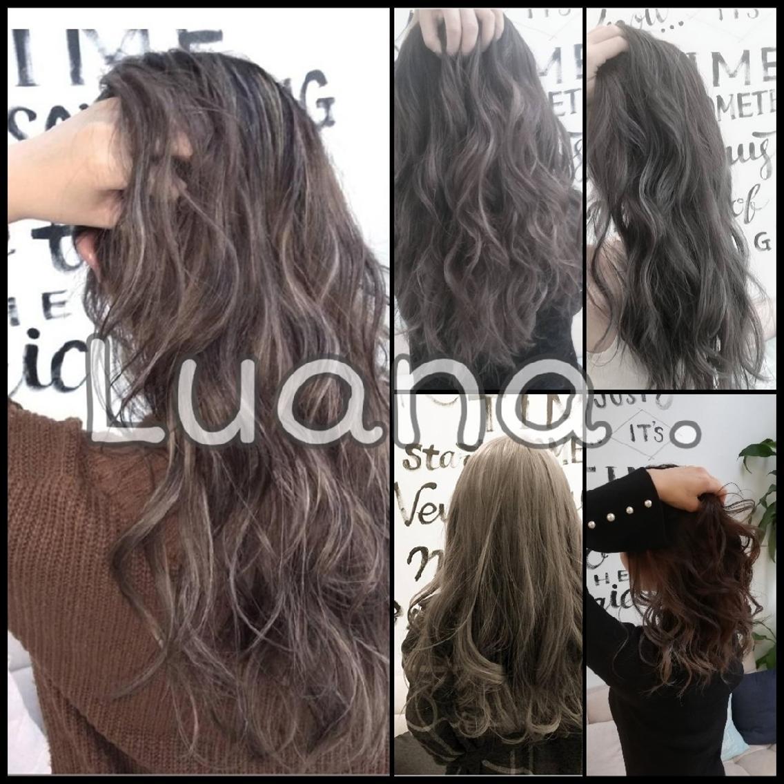 hair design Luana.所属・亀井 武の掲載