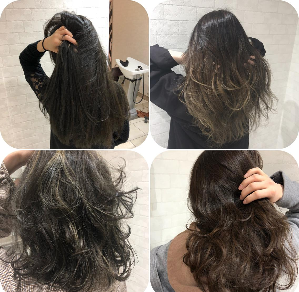 HAIR&MAKEEARTH天満橋店所属・浜川紗耶佳の掲載