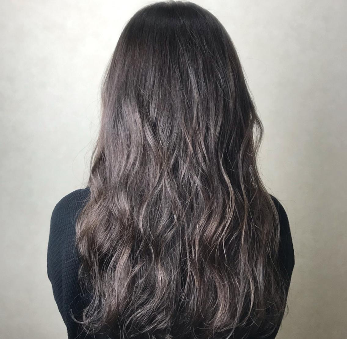 hair produce CUEON.所属・本田初音の掲載