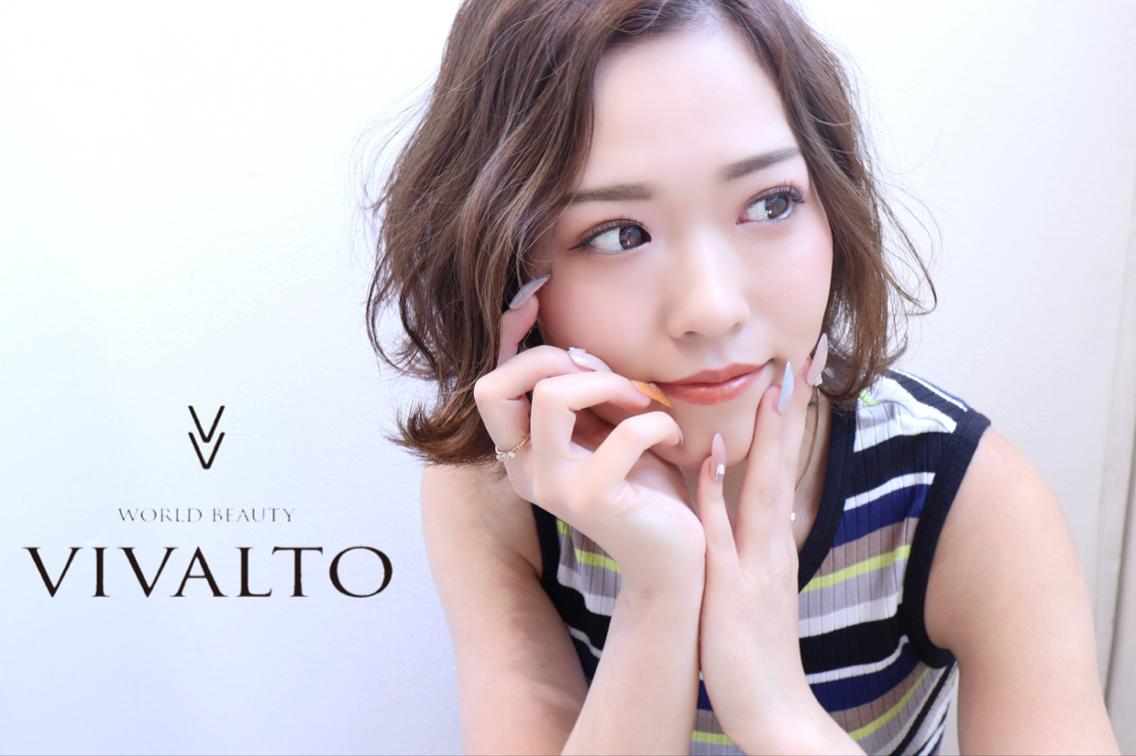 WORLDBEAUTY【vivalto】所属・西川晋平の掲載