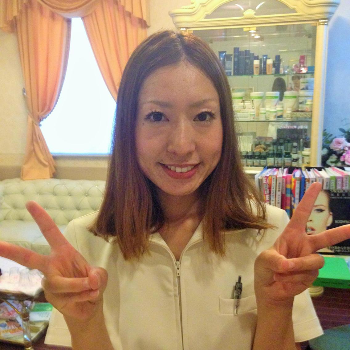 ビューティースリムタニダ 紙屋町店所属・福島 夕紀子の掲載