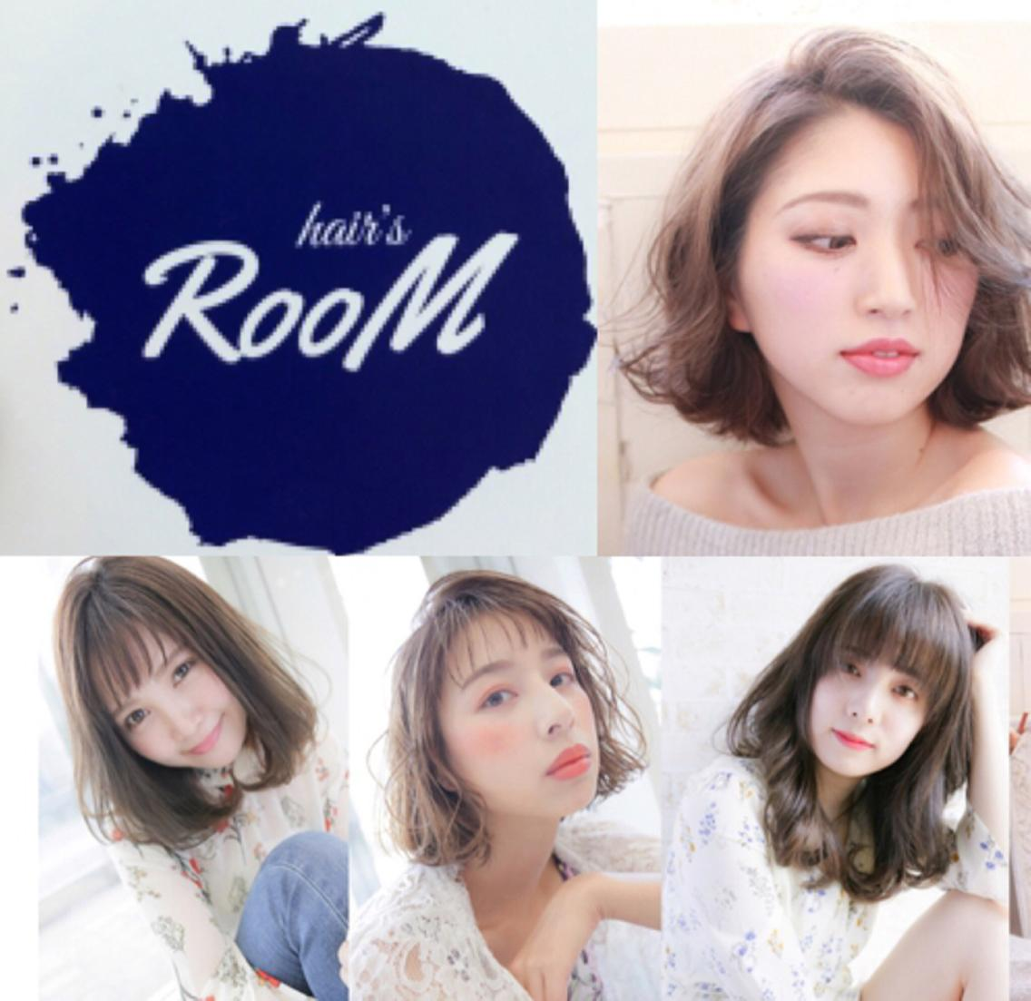 hair'sRooM所属・金治將太の掲載
