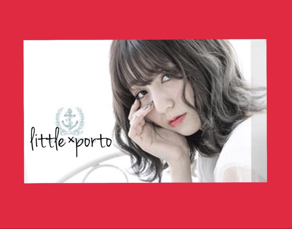 little×PORTO motomachi 【リトル ポルト モトマチ】所属・森星太の掲載