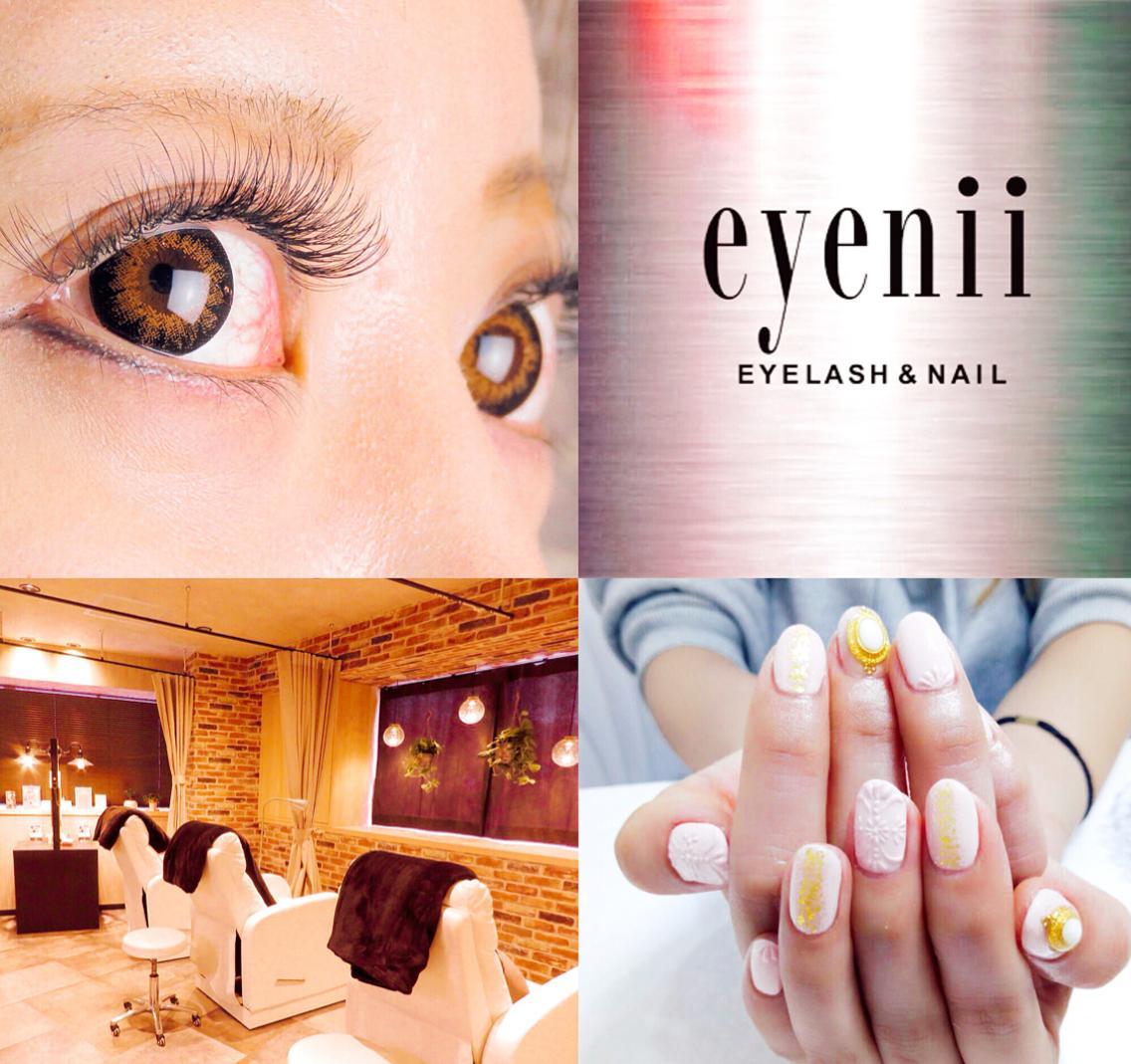 eyeniiEYELASH&NAIL所属・eyeniiの掲載