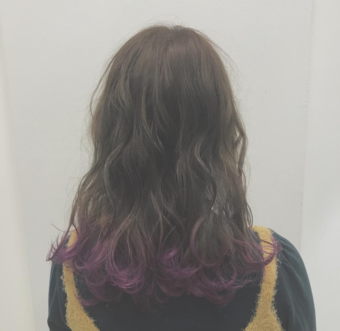 Hair&MakeEARTH北青山店所属・畑山 楓の掲載