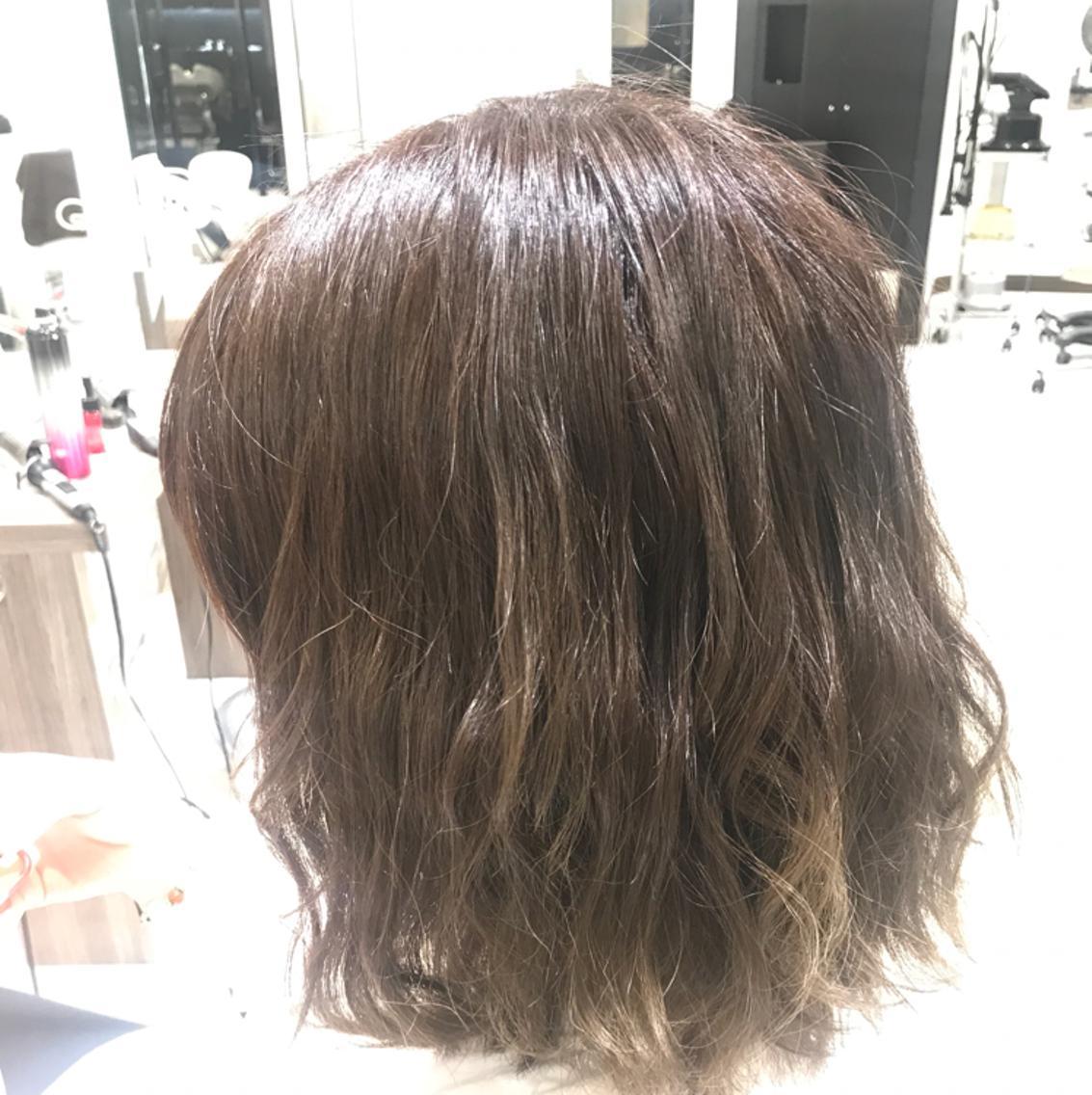 hair &make EARTH稲毛店所属・松本結衣の掲載