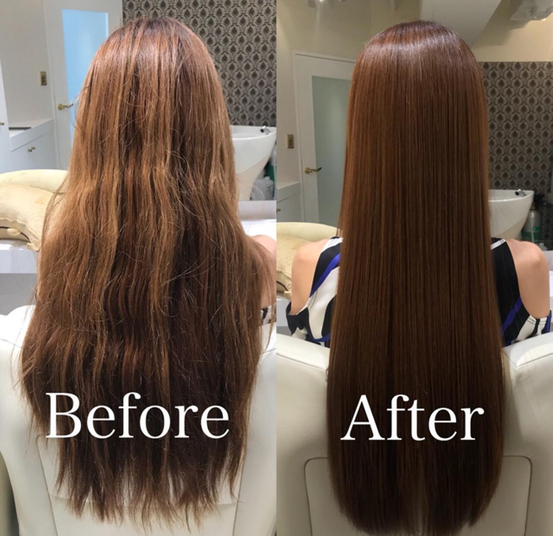 ✨町田で本格的な髪質改善❣️プライベートサロンでリラックス❣️美しい髪の自分へ✨