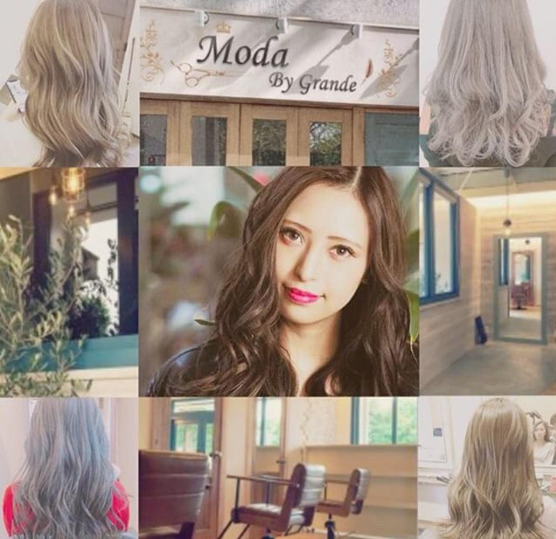 Hair Salon GRANDE所属・GRANDEさんの掲載