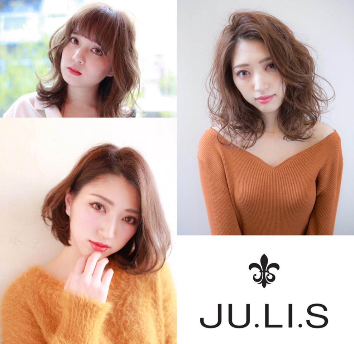 JU.LI.S【ユリエス】所属・中原 ジュンの掲載