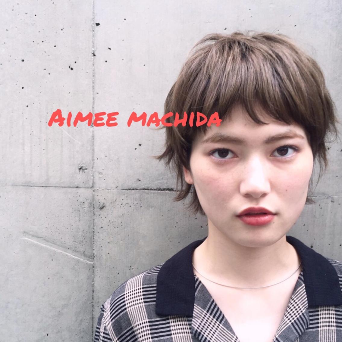 Aimee所属・トップスタイリスト 小山雄の掲載