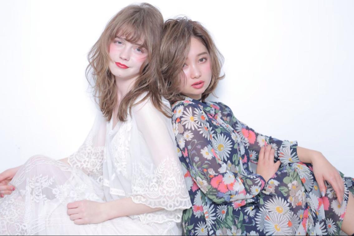 hair&makeNOISM-elua-所属・矢野岬の掲載