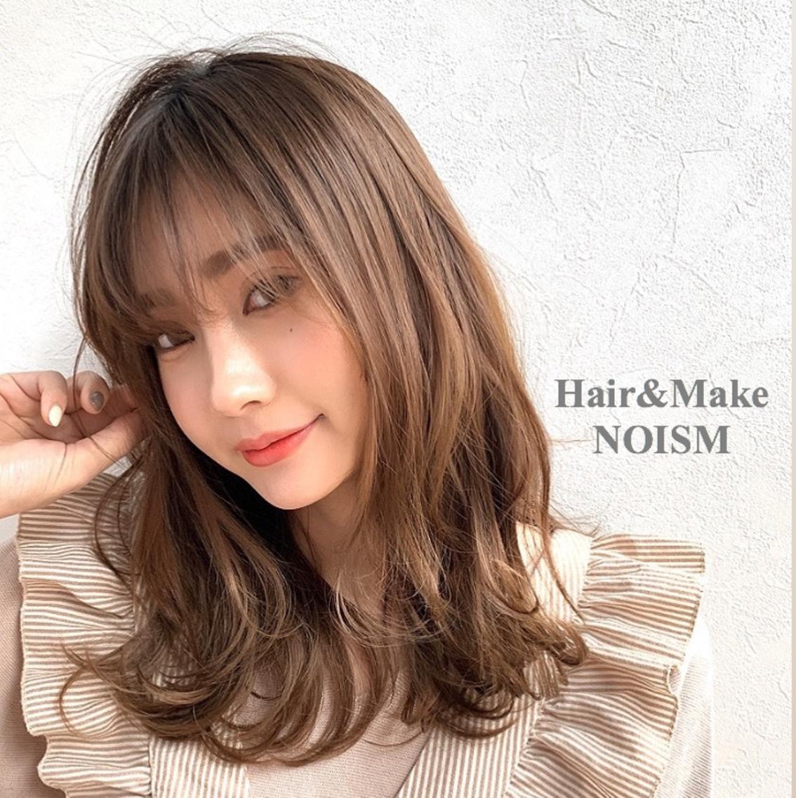 Hair&MakeNOISM-ekolu-所属・🎀🐶山田 沙菜美🐶🎀の掲載