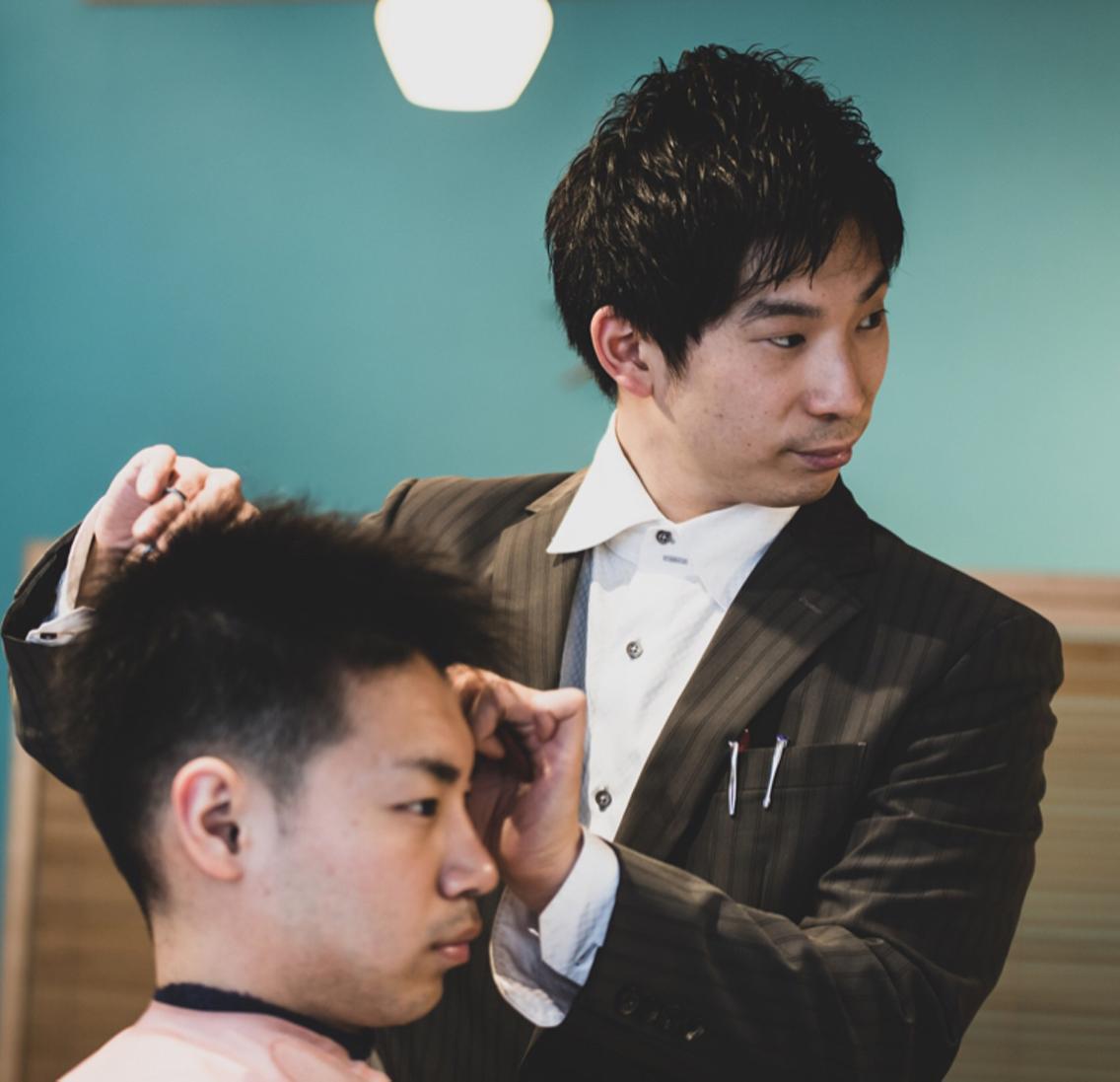 luxury salon axis所属・倉澤政徳の掲載