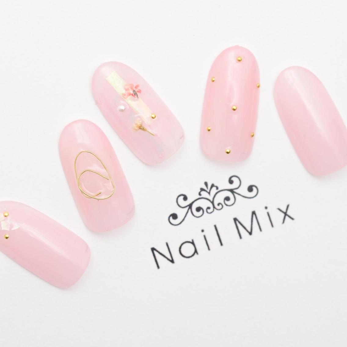 Nail Mix 福岡天神店所属・Nail Mix 福岡天神店 3の掲載