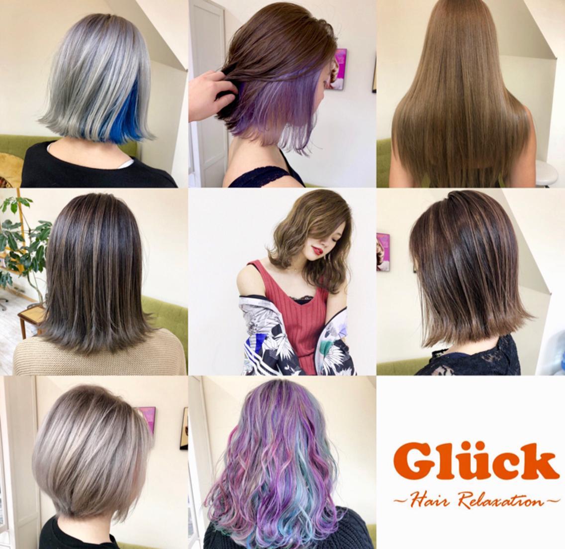 Glück〜hair  relaxation〜所属・directoruechiの掲載