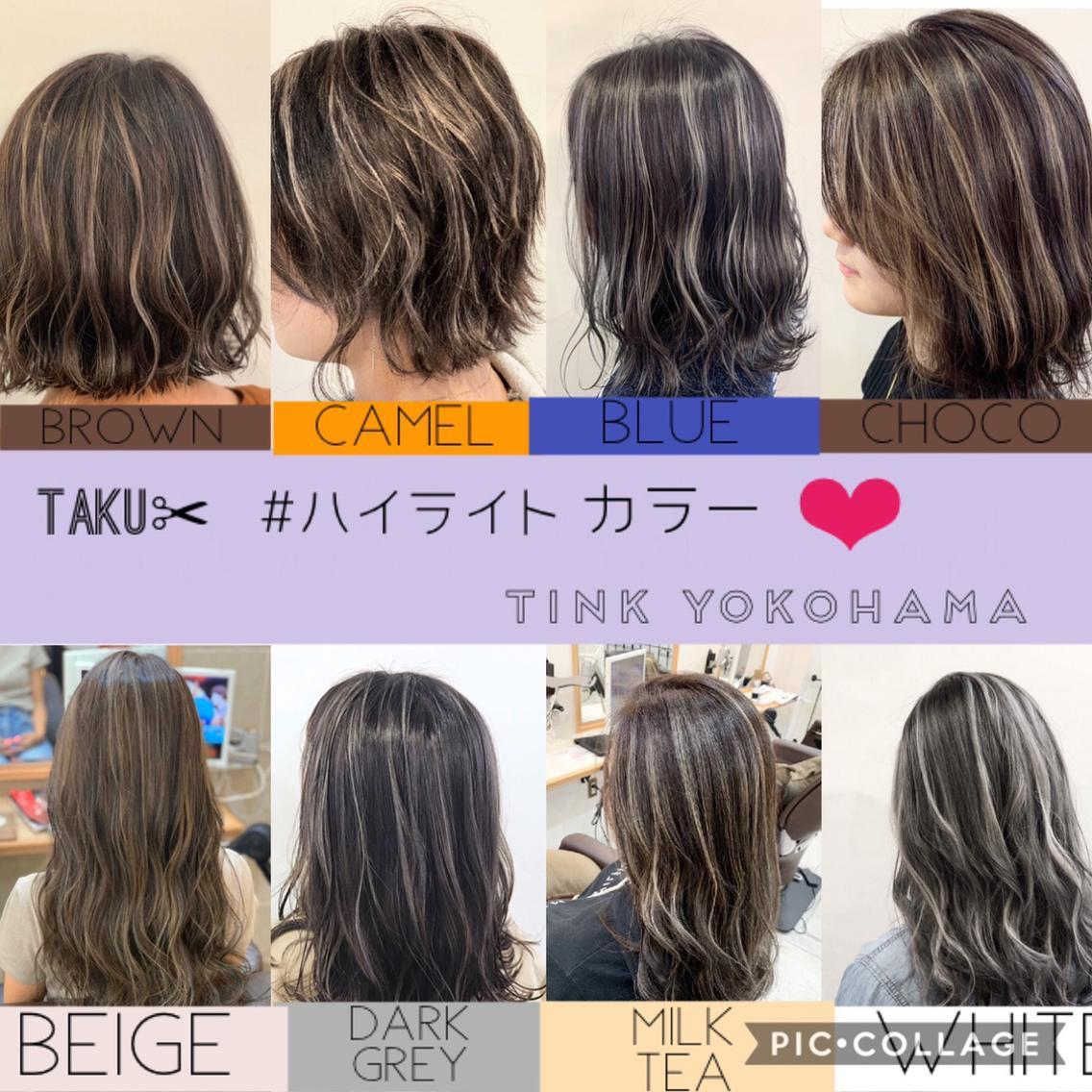 Tink横浜所属・平尾 拓也の掲載