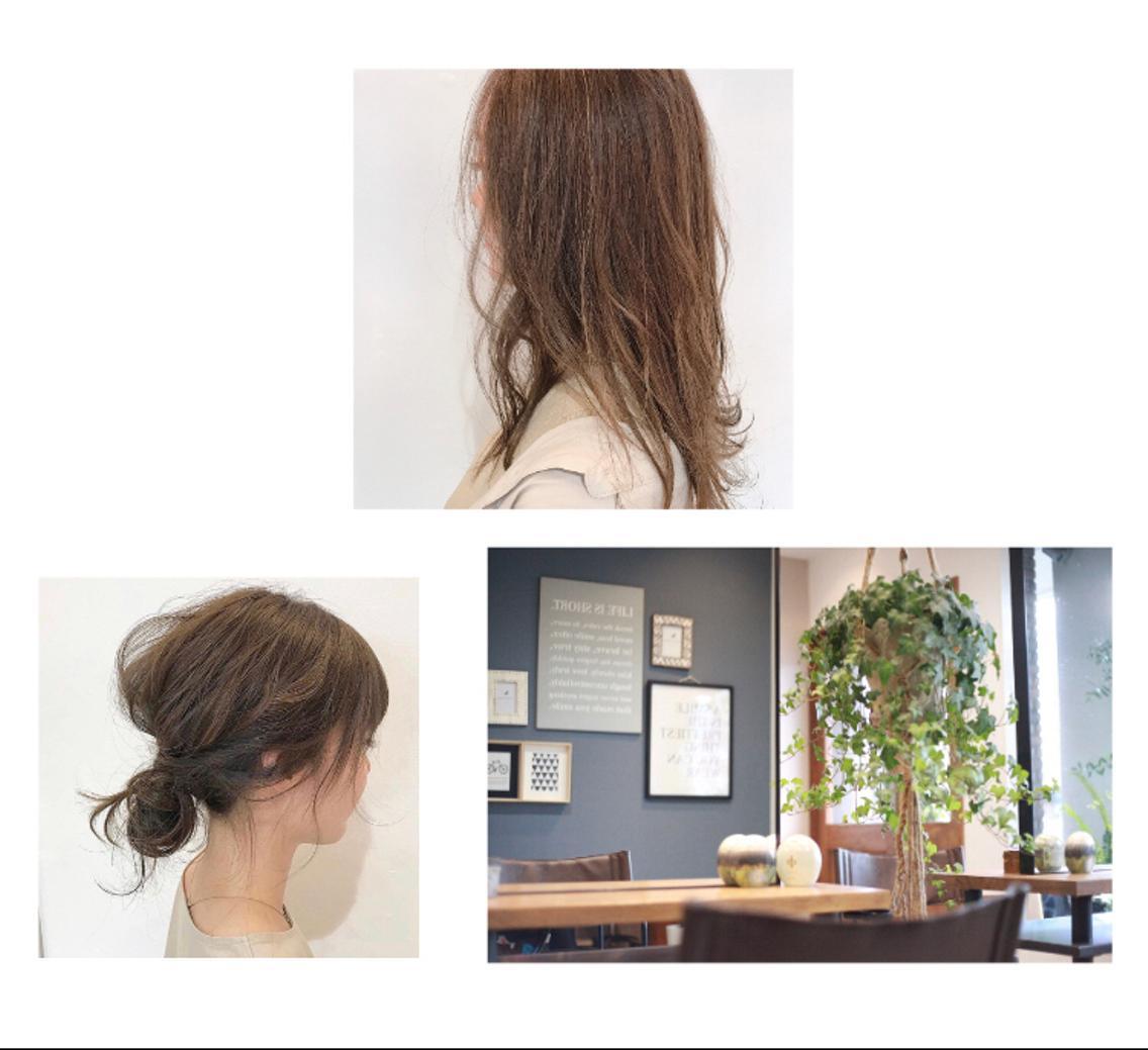 GLAD natural hair所属・河田海陽の掲載