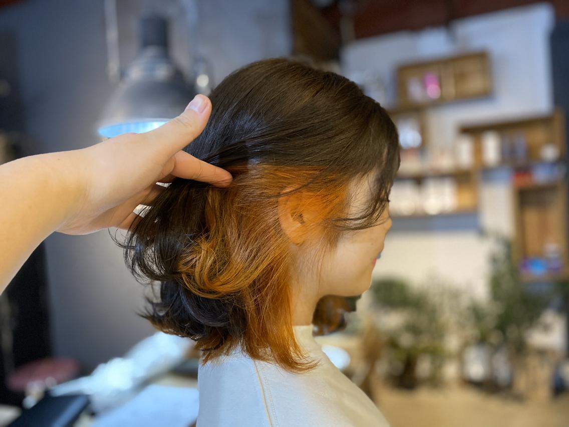Hair design D.ulu所属・神山安奈の掲載