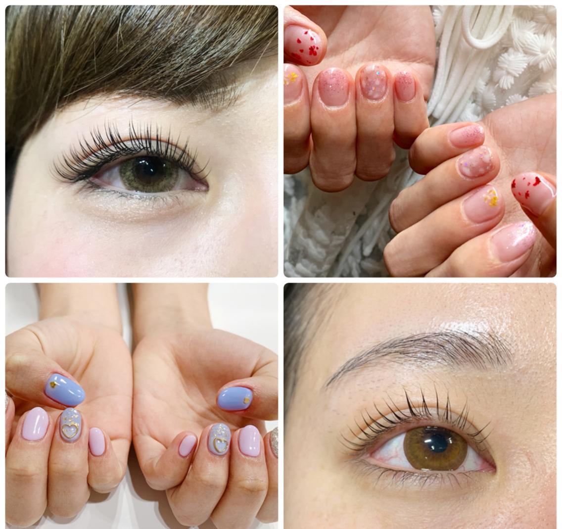 ALMAnail&eyelash所属・ALMA ✩ h.の掲載