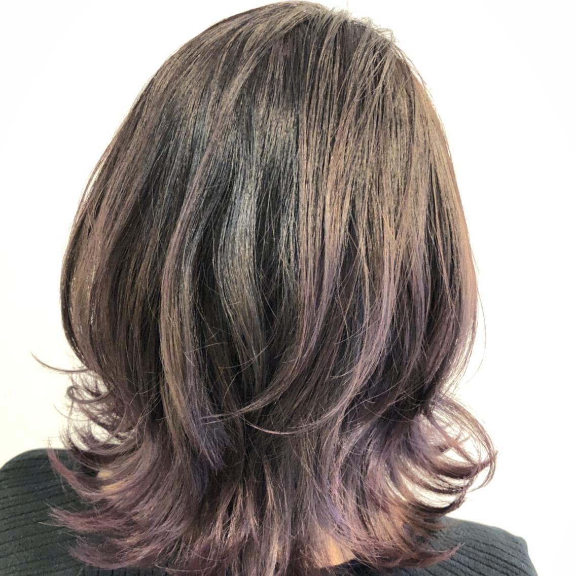 oluolu〜hair〜所属・oluolu hairの掲載