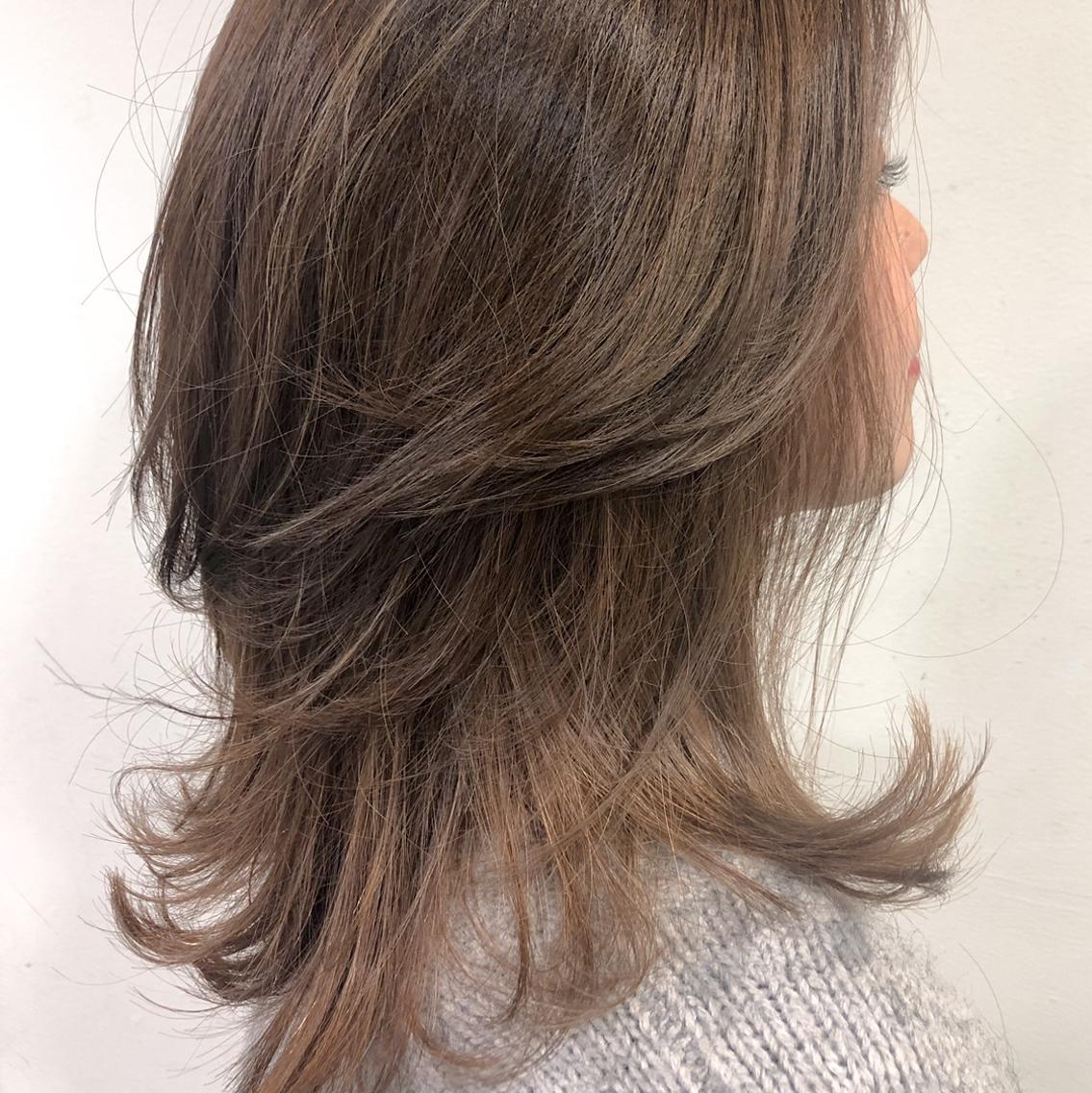 C'bon hair salon neaf所属・YANAI SATOMIの掲載