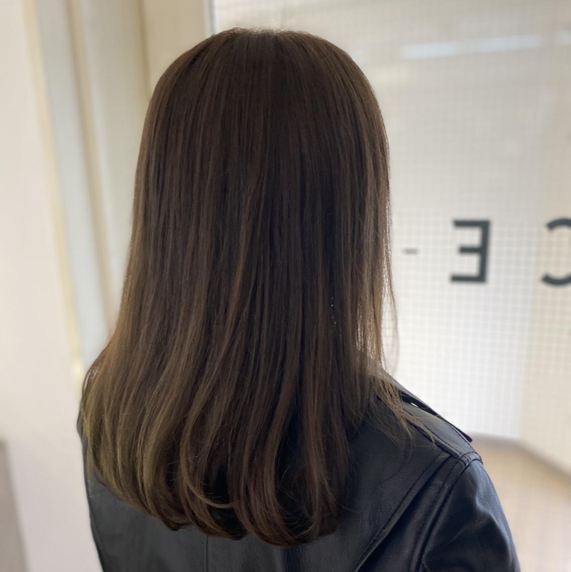 FACE-T所属・秋のトレンドヘア🌈 岩村千夏の掲載