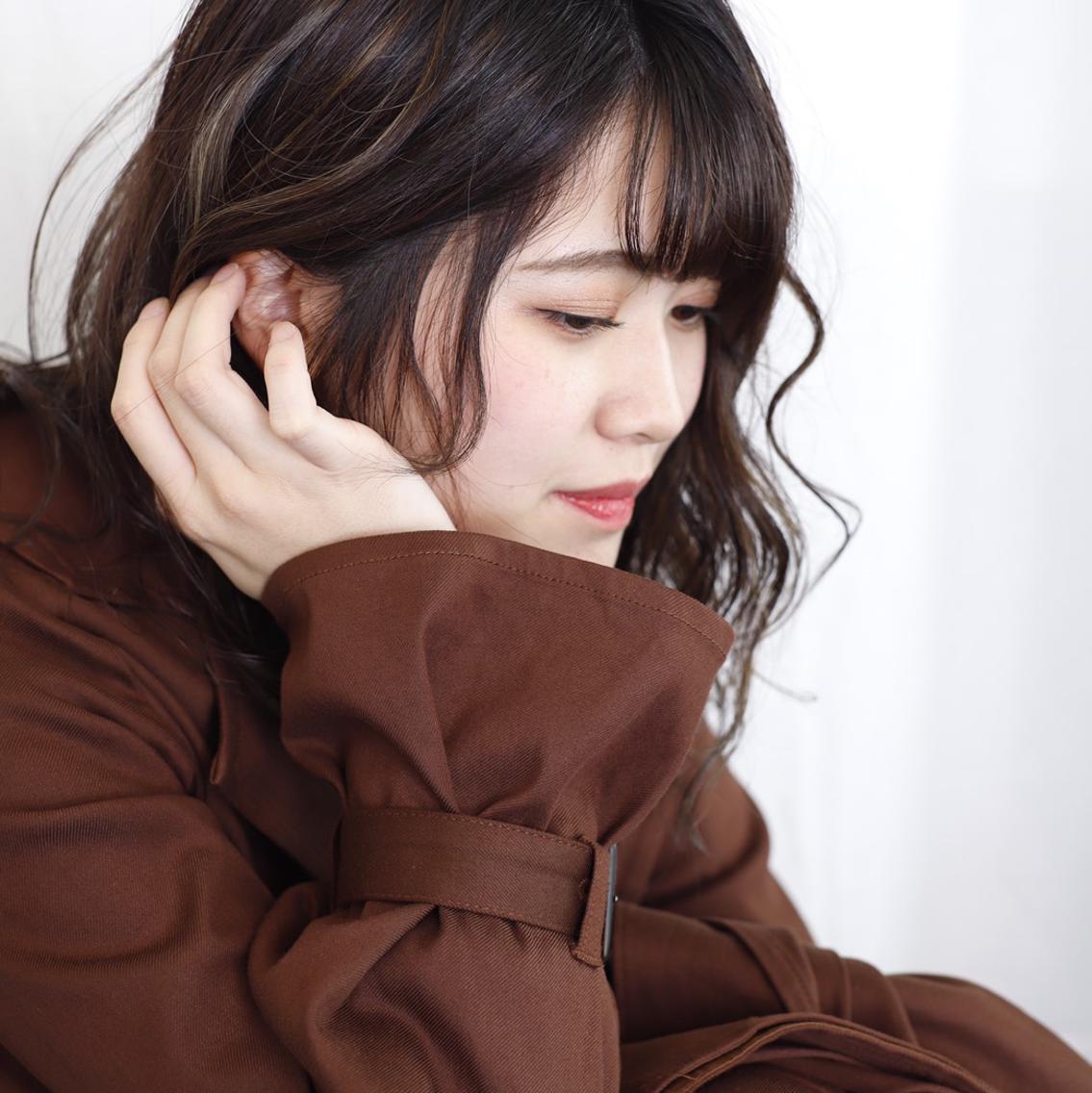 HARONA所属・大浦 芽生の掲載