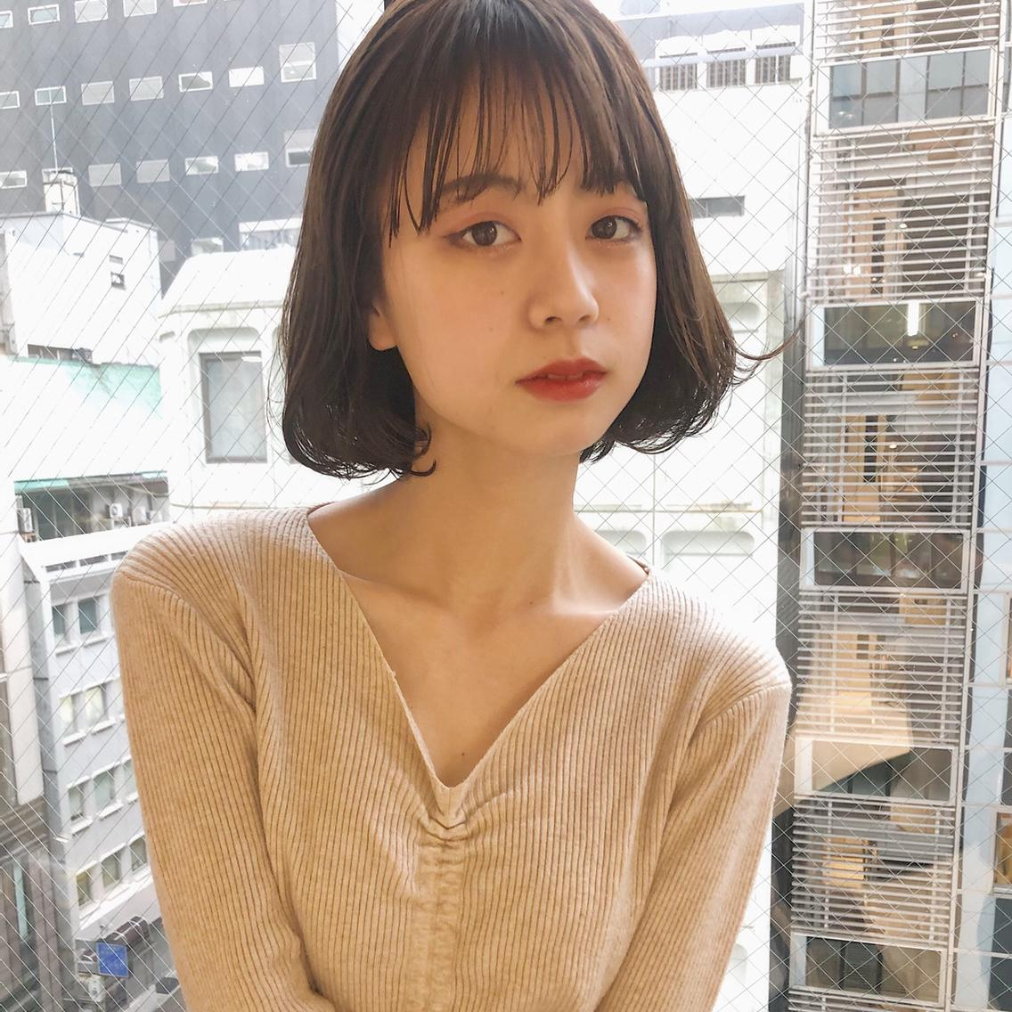 EMMA GINZA所属・髪質改善&韓国風⭐️MARIAの掲載