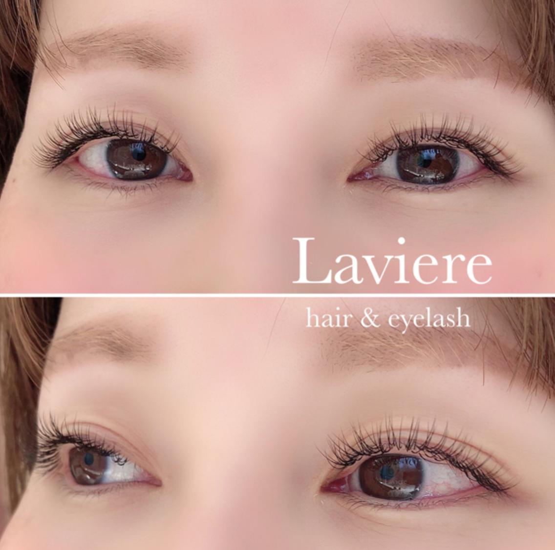 Laviere hair&eyelash所属・Laviereeyelashの掲載