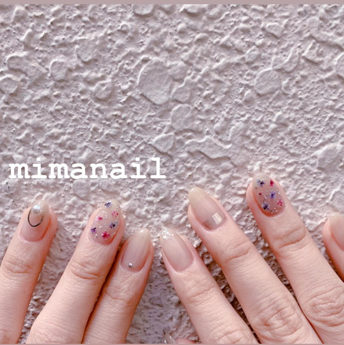 mimanail所属・mimanailの掲載