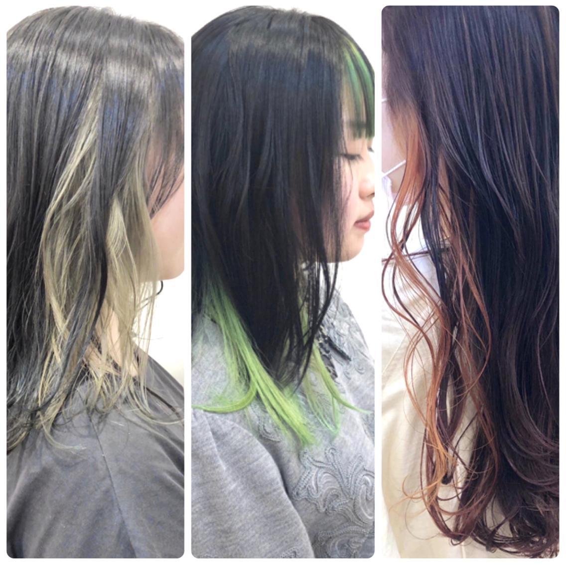Garden hair所属・平野 衣里香の掲載