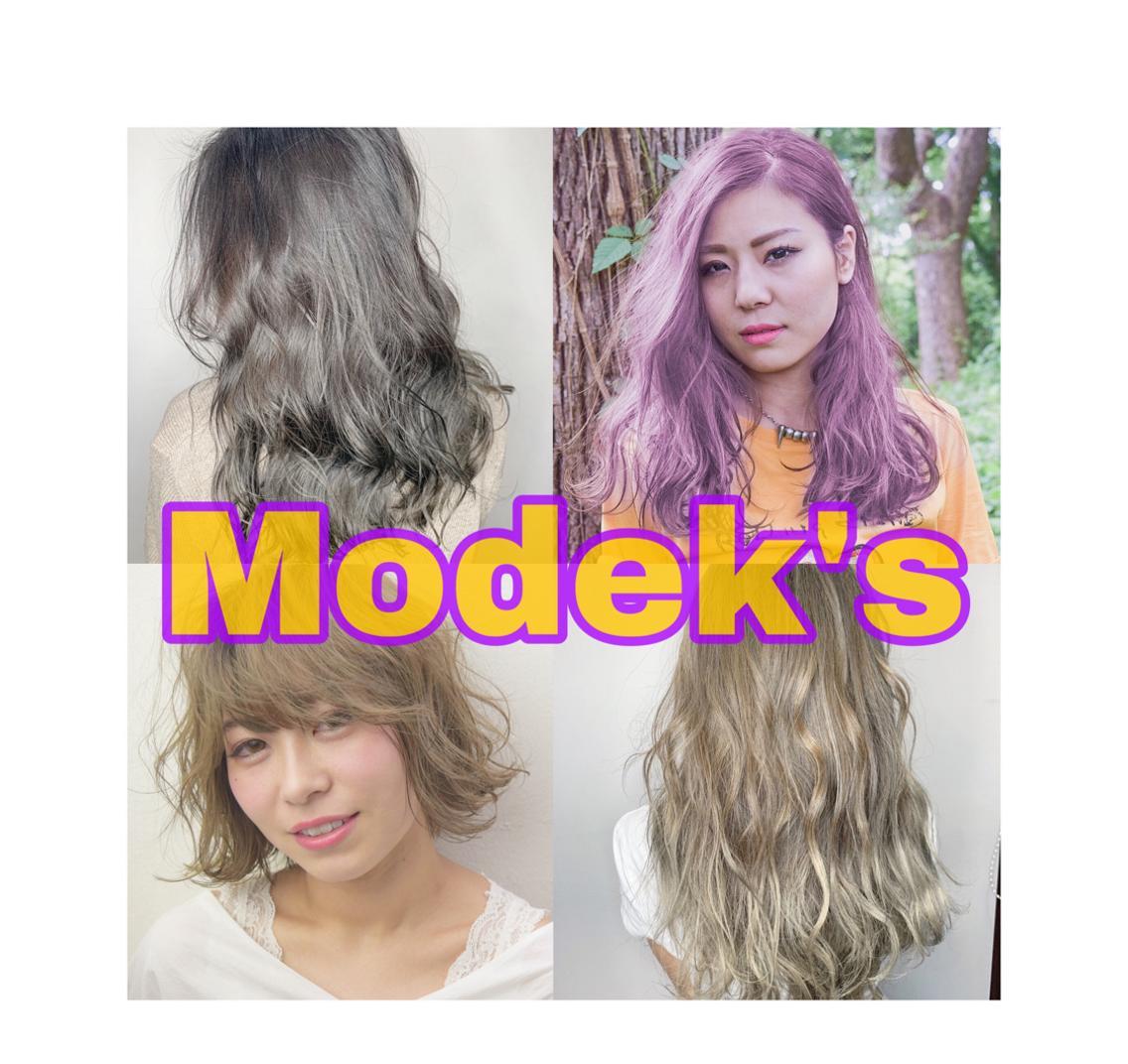 MODEK's阿倍野店所属・高岡勇希の掲載