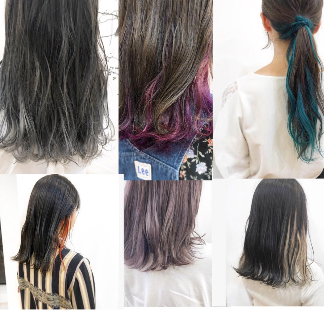 Garden hair所属・平野衣里香の掲載