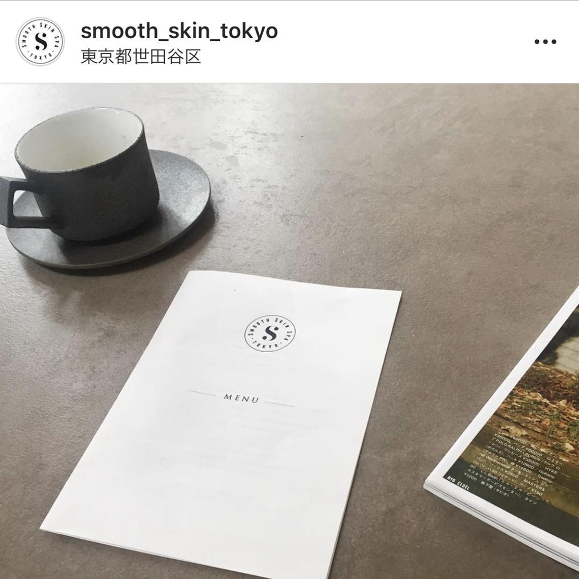SMOOTH SKINTOKYO.佐藤 予約受付所属・SMOOTH SKINSPA.の掲載