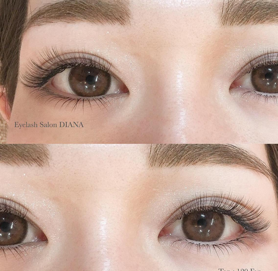 Eyelash Salon Diana所属・HamadaMihoの掲載