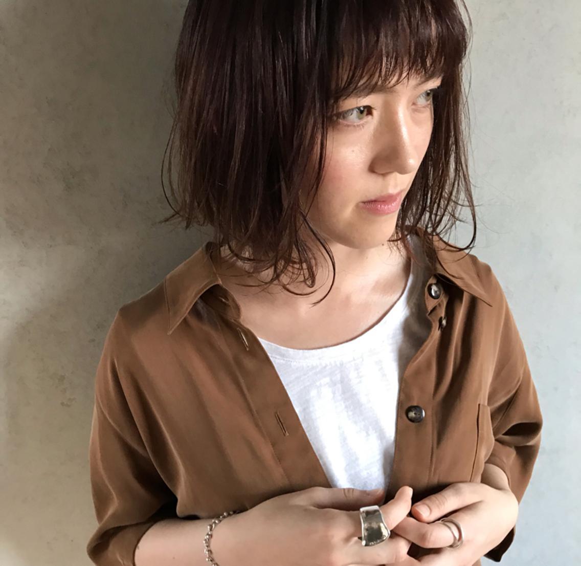 GUREVDDYS POINT所属・stylist 【中村 友貴】の掲載