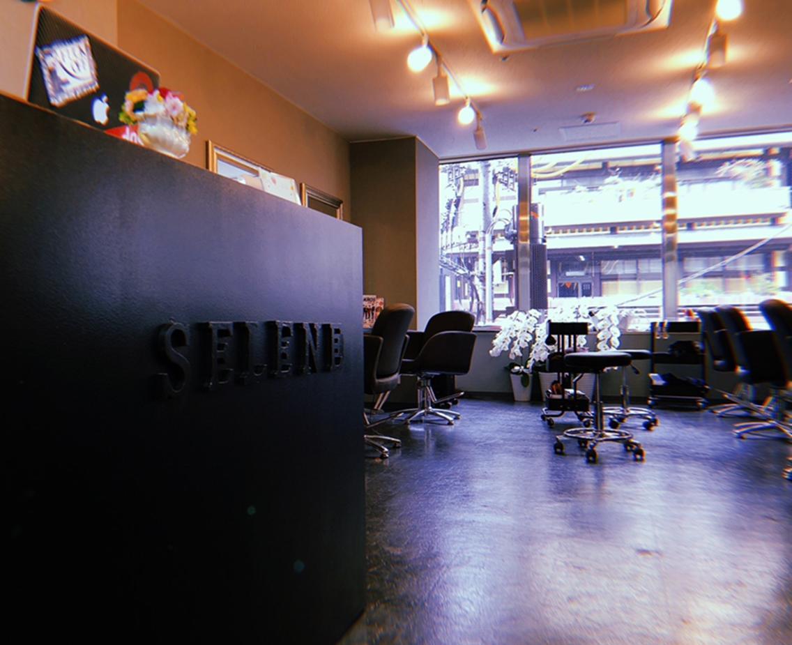Selenehair所属・Selene hairの掲載