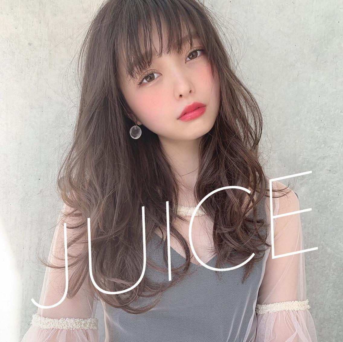 JUICE(ジュース) /THEATER所属・🌸ブリーチなしで 透明感🌸RIHOの掲載