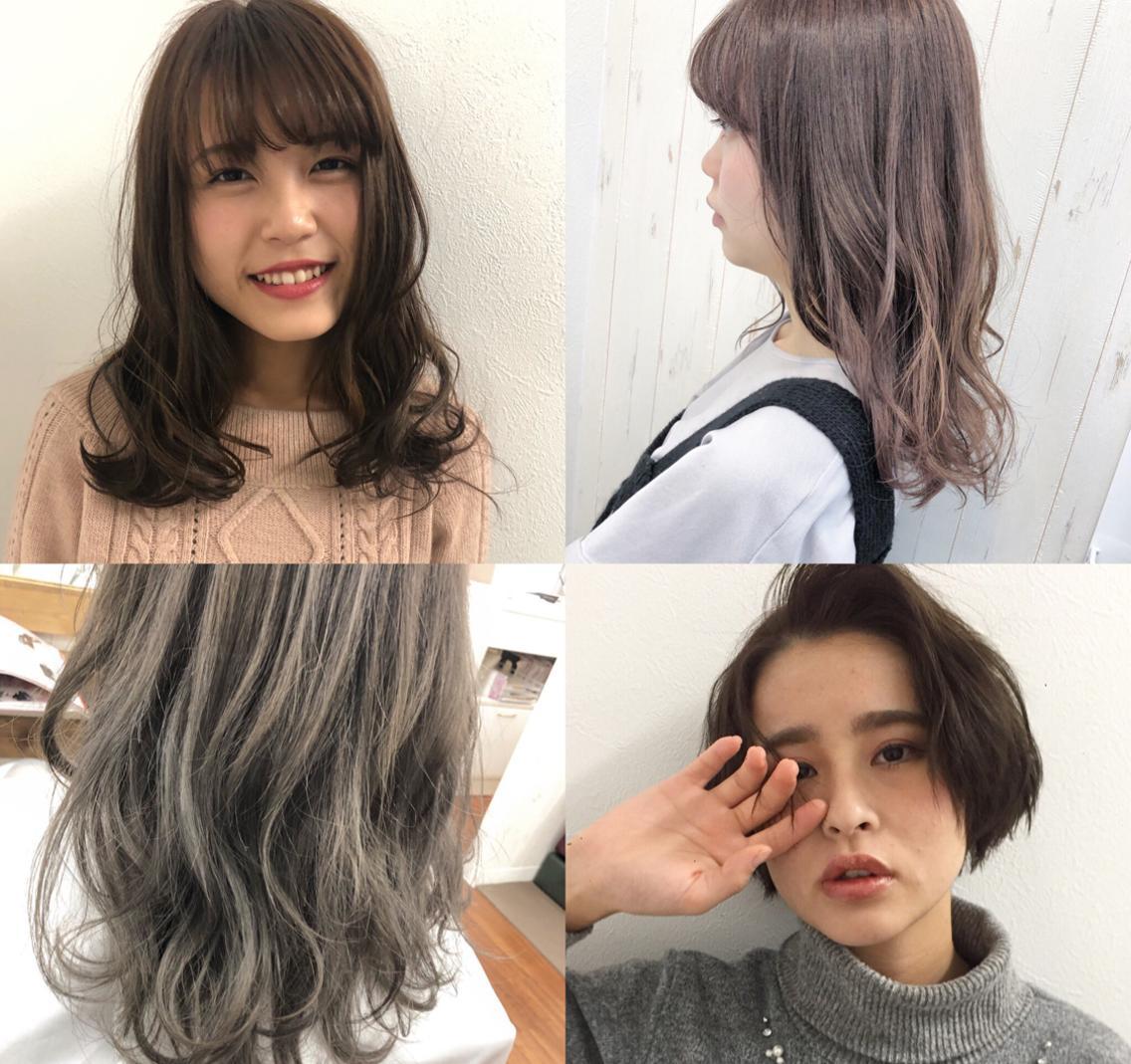 Lucy Hair&Beauty所属・池田有汰の掲載
