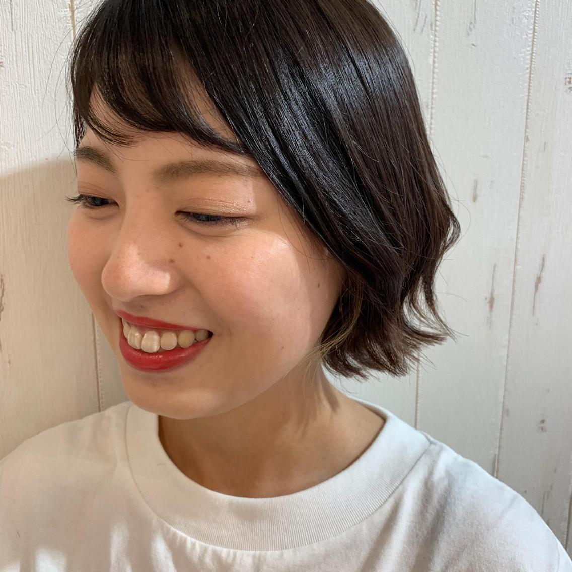 HAIR LOUNGE Prim所属・工藤 萌香の掲載