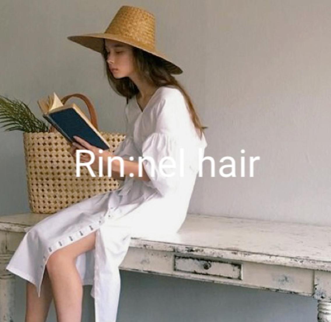 Rin:nelhair所属・布目萌の掲載