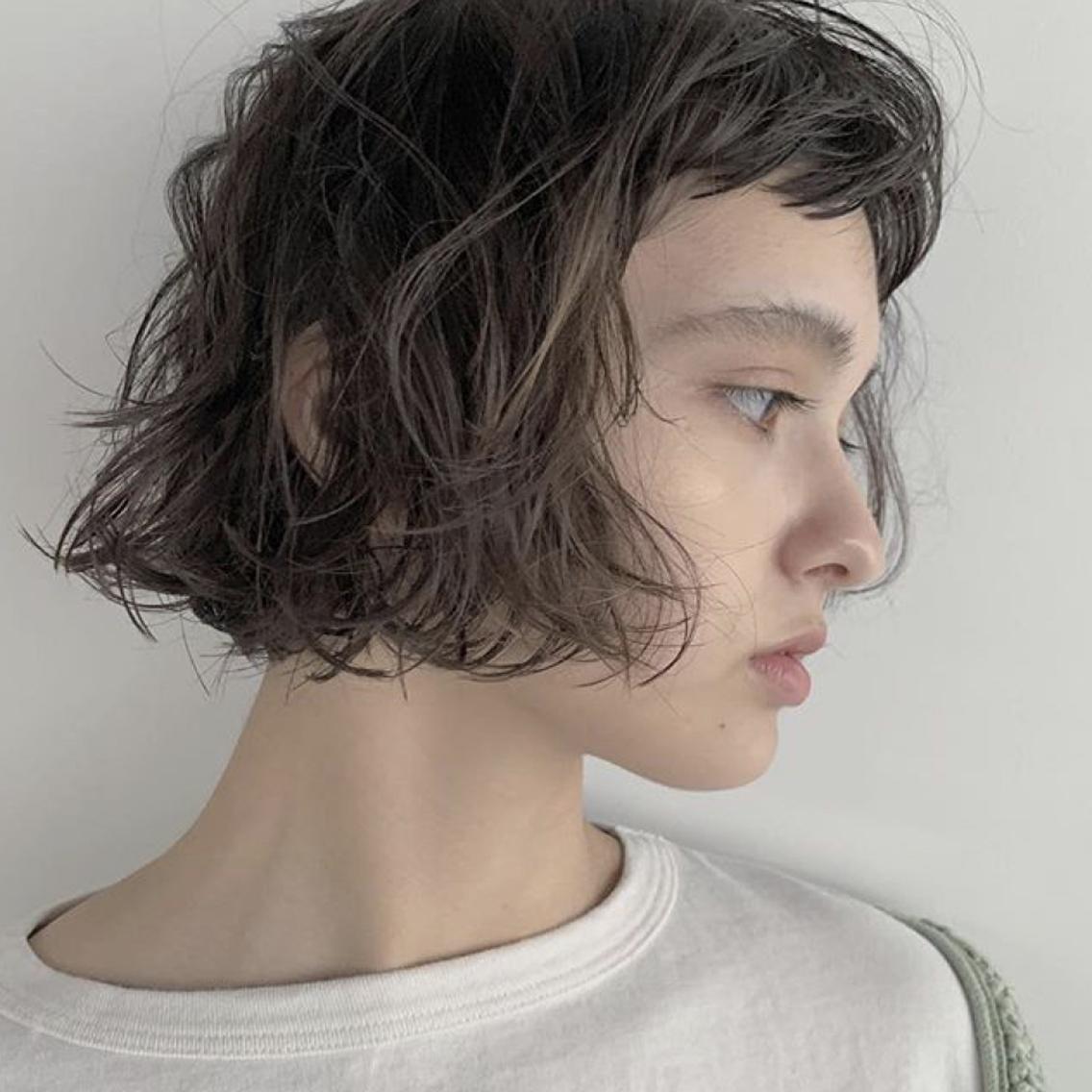 of hair銀座店所属・柴田恵里の掲載