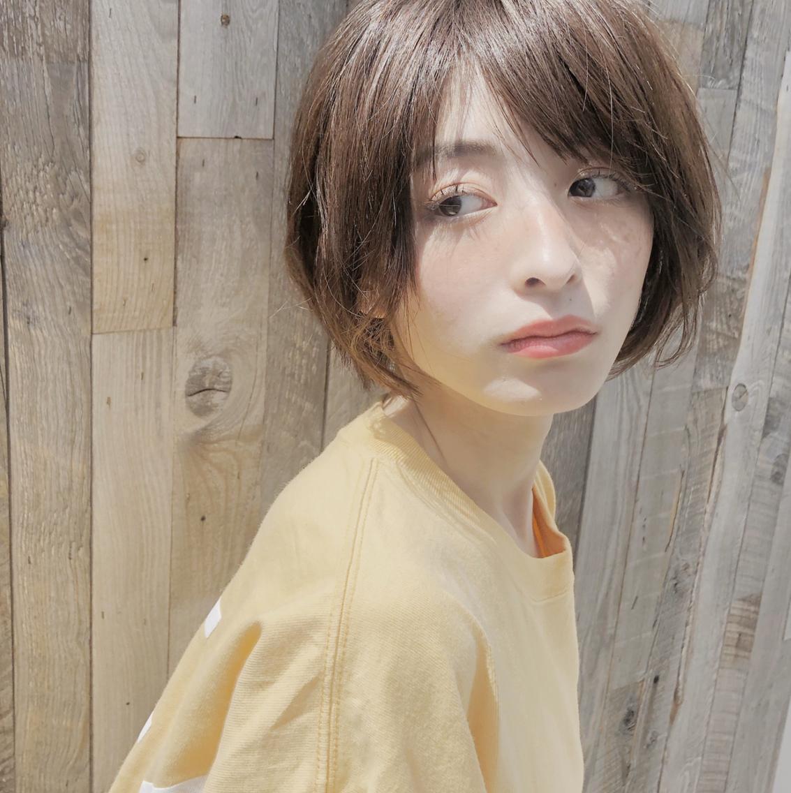 GO TODAY SHAiRE SALON 青山店所属・人気NO.1ショート ボブ【ナカジマ】の掲載